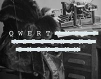 """""""QWERT"""" Typewriters Series"""