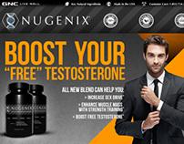 Nugenix Landing Page