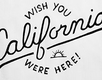 Wish You Were Here - Cali