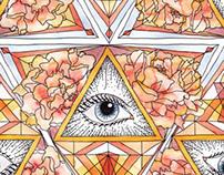 All-Seeing Eye Textiles