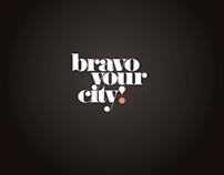 Bravo Your City! iOS app.