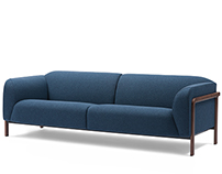 Decor sofa for Harvink