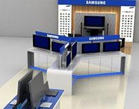 Samsung store spot