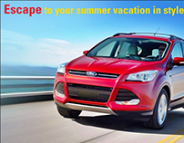 Escape to your summer vacation