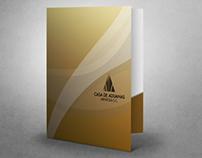 diseño de folders  en veracruz por:  corporativo link