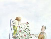 The Three Gardeners - Alice in Wonderland
