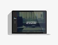 OR Design Portfolio Website.