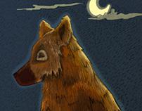 Mountain Dog-Storybook