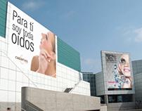 diseño grafico de espectaculares y campaña publicitaria