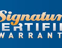 Warranty Logotype