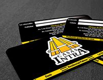 imagen corporativa y tarjetas de presentación