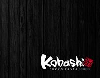 Kobashi 2013 : Menu