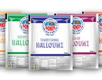 Somis Dairy - Packaging Design