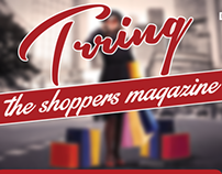 Trring magazine..