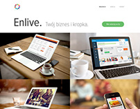Enlive - new website