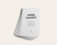 Anne Gaudet - Fashion Brand