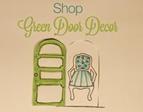 Green Door Decor Commercial