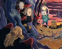 Adventure Time: The Flip Side #1 - Cover