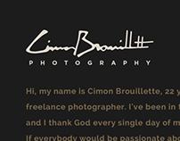 Cimon Brouillette Photography