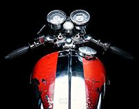 1968 Triumph Bonneville 750cc