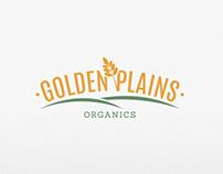 Golden Plains Organics - Logo Proposal