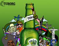 Tuborg, Live Unleashed