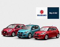 Suzuki - Small is Smarter
