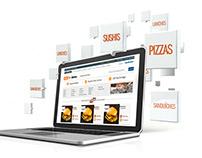Lançamento Guia Delivery Jornal Gazeta do Povo