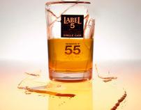 Devastation of the alcohol