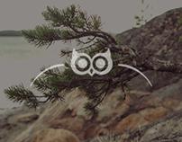 Owl Mountain - website design
