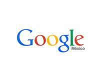 Google + Mexico (Cover)