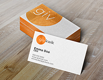 Givkwik - Business Cards