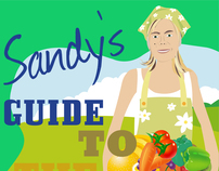 Sandy's Guide to the Most Delicious Meals