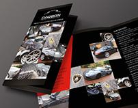 Carbon Auto Detailing Leaflet