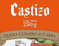 Packaging: Castizo Cheese Labels