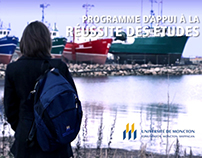 Appui à la réussite des études - Université de Moncton