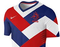 Concept Dutch national jersey