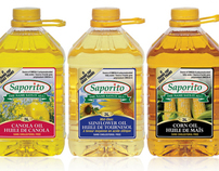 Packaging Design - Saporito Foods Inc.