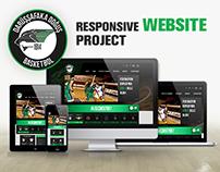 Darüşşafaka Doğuş Basketbol - Responsive Web Site