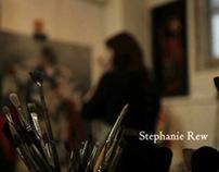 Stephanie Rew - Artist Video