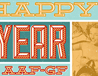 AAF-GF Holiday E-Blast