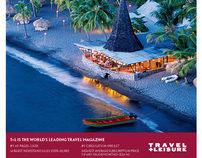Travel+Leisure Sell Sheet December