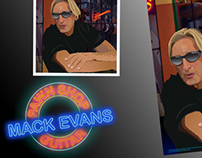 Mack Evans Blues Artist