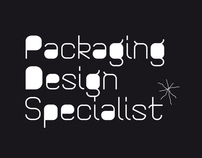 Packaging Design Specialist 0.1