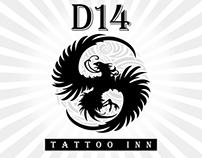 D14 TATTOO INN & ART GALLERY