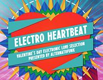 ELECTRO HEARTBEAT - Album Cover
