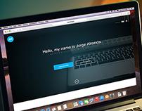 Jorge Almeida - Personal Website