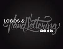 Logos & Handlettering 2013