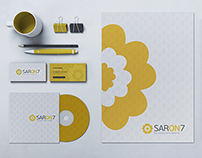 Identidade Visual | Saron7