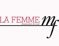 La femme Marie France